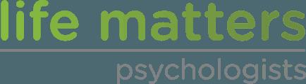 Life Matters Psychologists Retina Logo